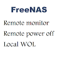 FreeNas power on/off