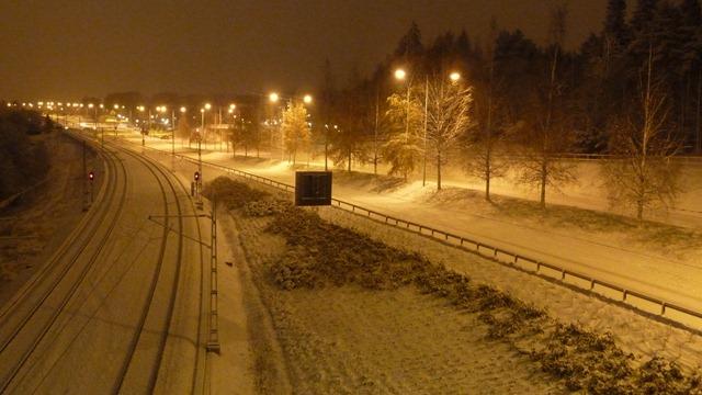 2010-10-23 Umea First Snow 018