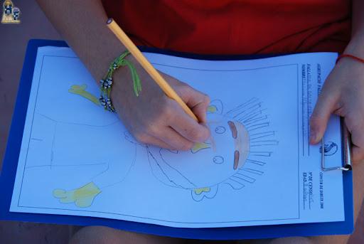 Concurso de Dibujo Infantil de la Agrupación CAMINS AL GRAU