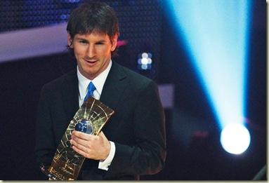 Messi el mejor del mundo2