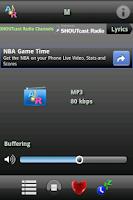 Screenshot of A Online Radio1