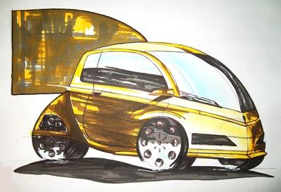 Boceto del nuevo Salamandra03