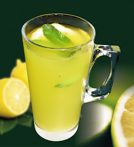 anti aging, anti aging recipe, honey lemon drink