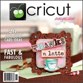 primeira revista cricut