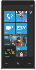Windows Phone 7 Leak for HTC Mondrian