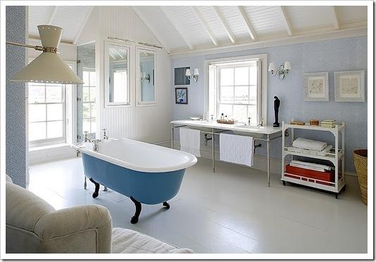 bagno della camera padronale