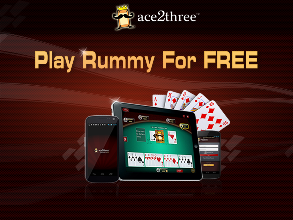 Ace2Three Rummy Screenshot 0