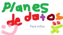 Planes de Datos para Niños