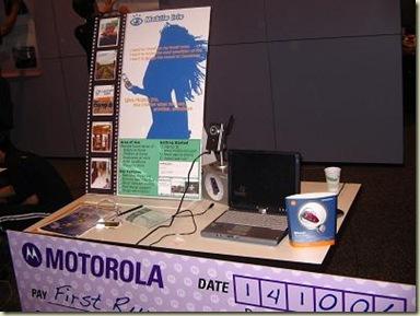 mobile iris booth