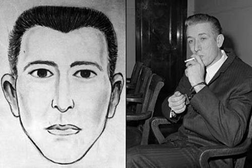 Retrato falado vs Foto do suspeito