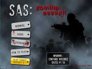 Jogue SAS: Zombie Assault