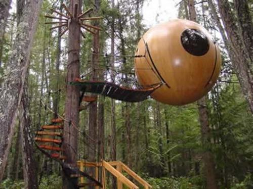 Esferas do Espírito Livre (Columbia Britânica, Canadá)
