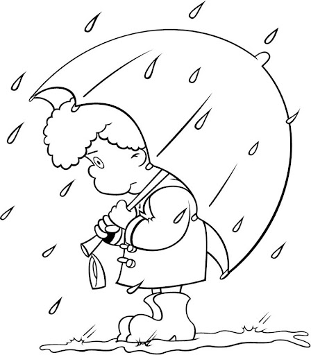 Coloring Pages Clothes #7