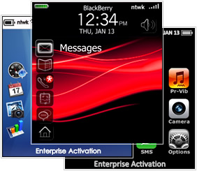 download besplatne themes BlackBerry mobiteli
