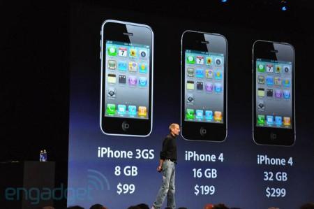 Apple iPhone 4 WWDC 2010