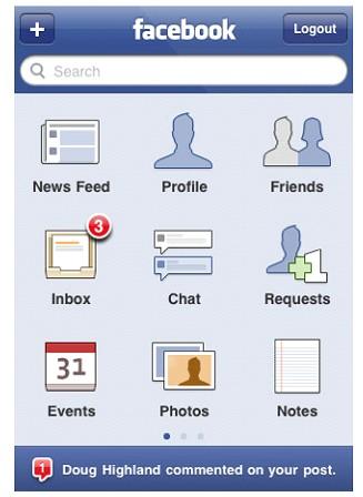 Download Facebook App verzija 3.1.4 za iPad, iPhone i iPod Touch