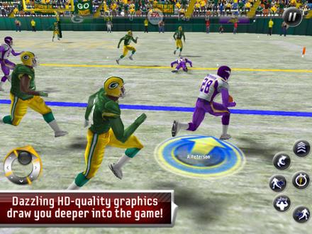 Download Madden 2011 igra za iPhone i iPad