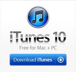 Download iTunes 10 za Windows i Mac OS X