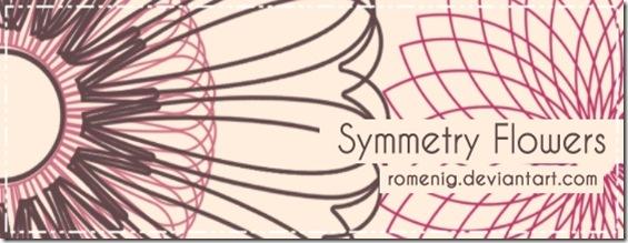 symmetry Flowers