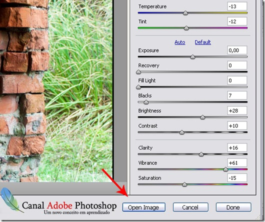 Abrir imagem do camera raw como Smart Object 0001