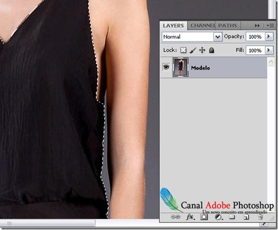 Trocando a textura de roupas no photoshop 001