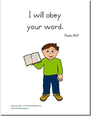 Oo Psalm 119.17b