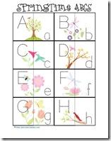 Spring ABCs