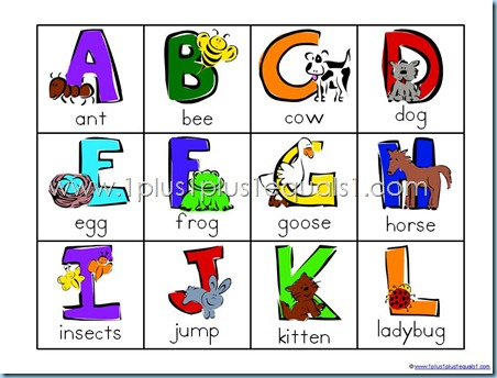 photo about Printable Abc Flash Cards Preschoolers identify Preschool Printables and Clean ABC PowerPoint - 1+1+1\u003d1