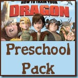 Dragon Preschool Pack