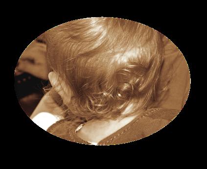 curls sepia