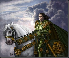 The_Knight_of_Flowers_by_feliciacano