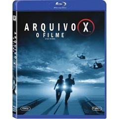 Arquivo X O Filme Blu Ray