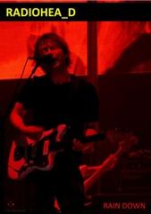 Radiohead Rain Down Front
