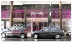 Trụ sở Sophie Paris tại Ma Rốc