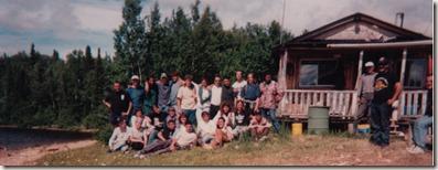 97 montagnais photo groupe