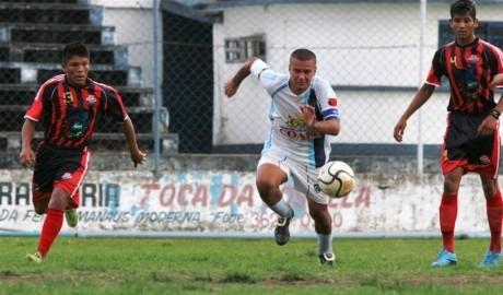 Garotos do Tarumã enfrentam o Grêmio Coariense pela Segundinha de 2010