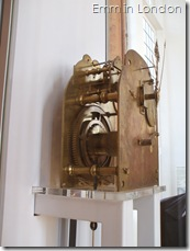 The Tompion Clock, Octagon Room, Royal Observatory