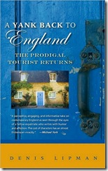 A Yank Back to England The Prodigal Tourist Returns cover