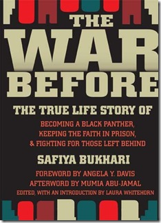 The War Before - Safiya Bukhari