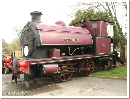 Isle of Wight Steam Railway 33