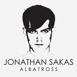 Jonathan Sakas - Albatross cover