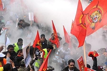 Tamil Protests [Google News]