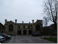 The Minster School