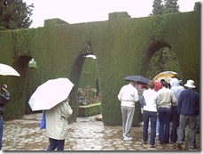 Gardens at the Alhambra