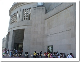 Holocaust Museum, Washington DC