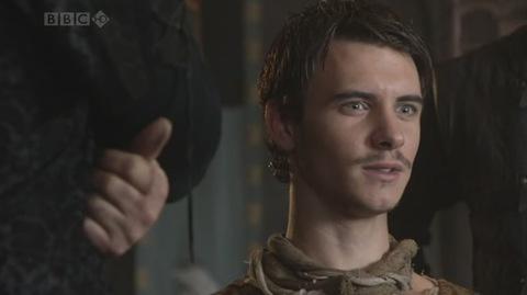 Robin Hood: Lardner's Ring (Harry Lloyd as Will Scarlett)