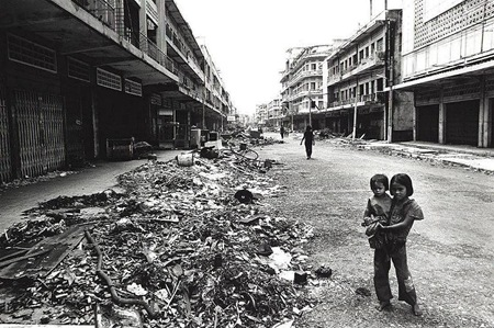 Phnom Penh After Khmer Rouge