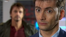 David Tennant is the Tenth Doctor (and he can be serious)