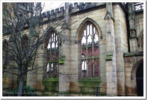 Church of St Luke (bombed out church in Liverpool) 02