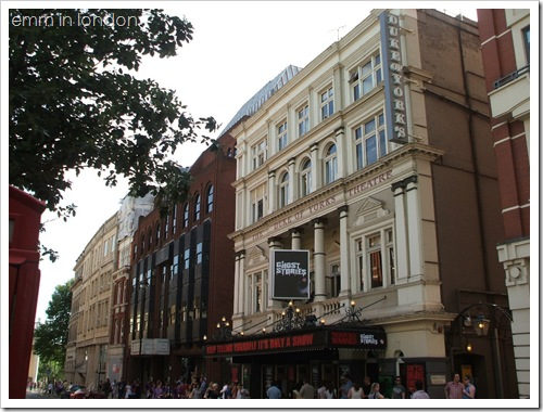 The Duke of York's Theatre - Ghost Stories